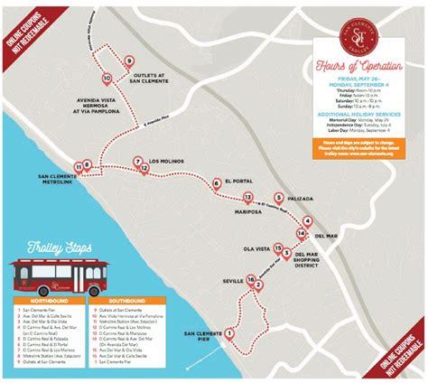 san francisco map trolley san francisco trolley map pdf 28 images dannyman