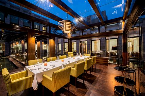 best resturant indian accent dining restaurant in new delhi