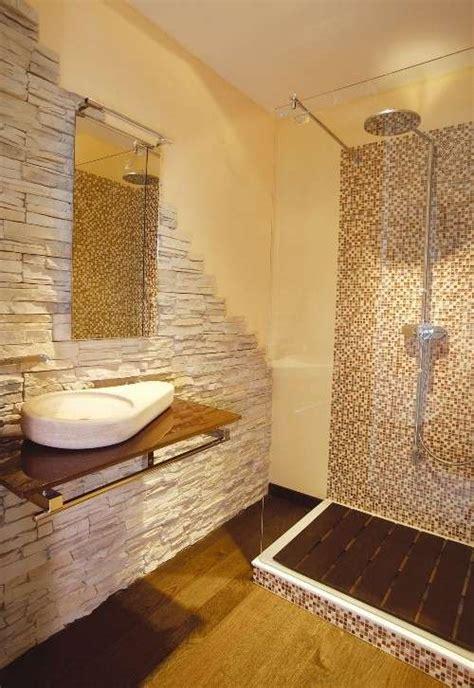 bagno in pietra rivestimenti in pietra foto 3 40 design mag