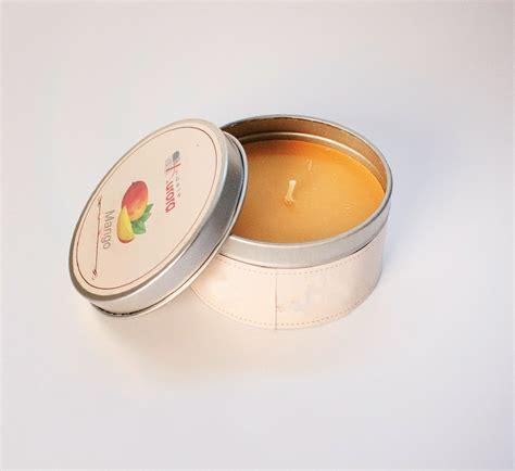 bomboniere candele bomboniere candele in scatola al mango bomboniere