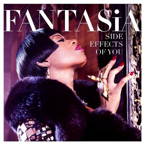 Fantasia New Album Out Today fantasia album side effects of you cover track list jet