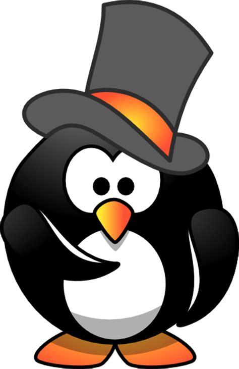 Top Pingun hat clipart large size models picture