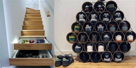 Rak Sepatu Bandung 5 ide kreatif rak sepatu unik untuk rumah minimalis