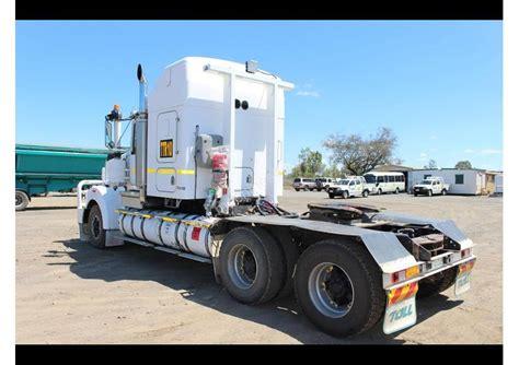 kenworth t950 specifications used 1997 kenworth t950 sleeper cab trucks in rockhampton qld