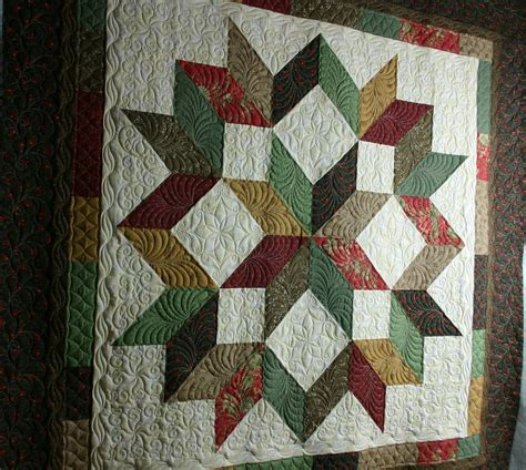 Carpenters Quilt Pattern by Three Bears Quilting Carpenter S Is Finished
