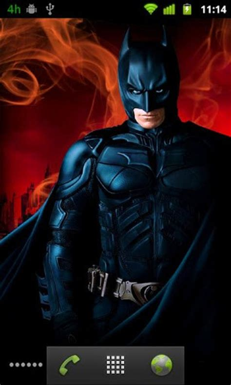 live wallpaper of batman download batman live wallpaper for android by kaizens