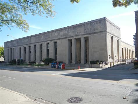 Oak Park Post Office oak park illinois post office part 2 mural 1 the