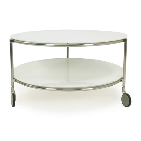 table with wheels ikea glass coffee table wheels home design