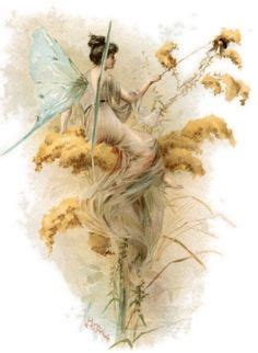 uncanny pic of the day rackham meets rossetti uncanny uk the fairies in spring by arthur rackham would love to get