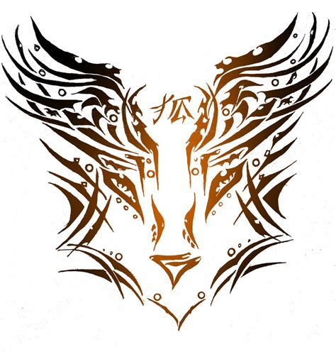 tribal fox tattoo tribal fox racing www imgkid the image kid