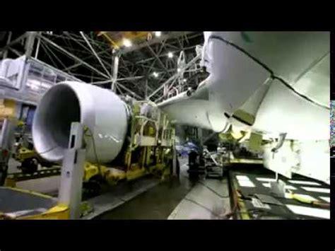 Pesawat Terbang Komersial proses pembuatan pesawat terbang komersial
