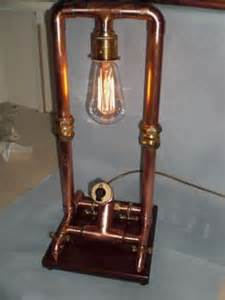 Copper Projects by Industrial Design On Pinterest Pipe Lamp Plumbing Pipe