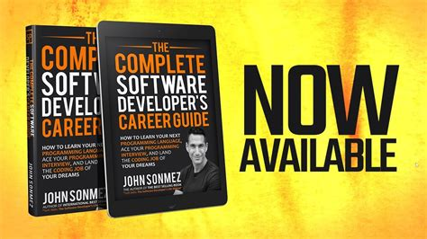 the complete software developer s career guide code