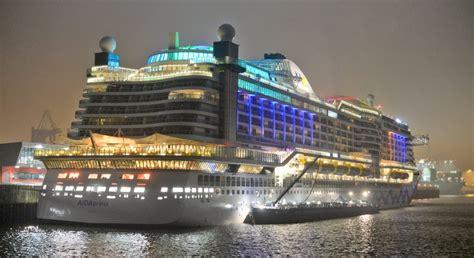 Wie Groß Ist Die Aida Prima by Aidaprima In Hamburg Sagt Tsch 252 Ss Cruisestart De