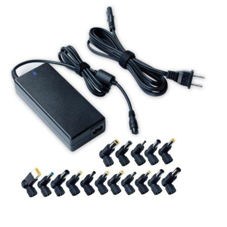 90w universal ac laptop charger power adapter for hp