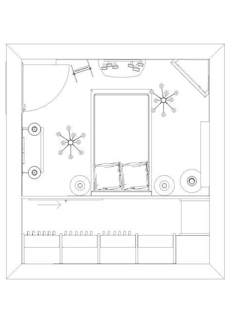 progetto cabina armadio pianta progetto con cabina armadio abitabile