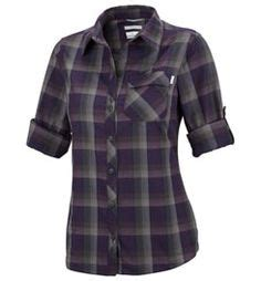 H513 Oldnavy Plaid Boyfriend Shirt Original Branded 4 out of 5 mountain prefer flannel day hiking