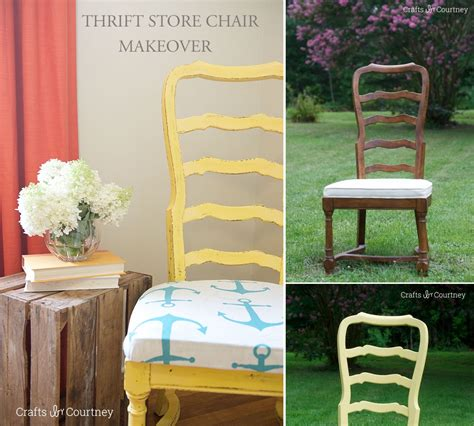 thrifty chic diy vintage bench makeover thrifty and chic 7 inspiring diy chair makeovers you can definitely try at home