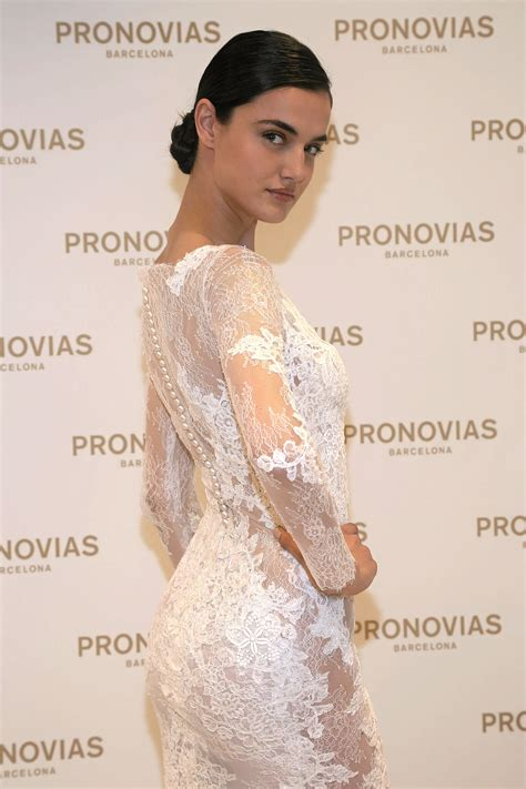 fitting of the pronovias 2016 atelier collection
