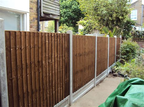 Wooden Garden Fence Projects