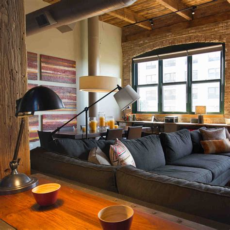 interior design in chicago bucktown chicago living room loft interior design project