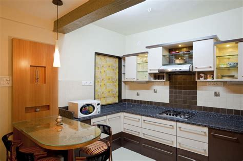 interior of a kitchen home nations indian home kitchen interior design