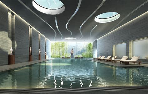 Spa Like Bathroom Ideas free photo interior swimming pool rendering free