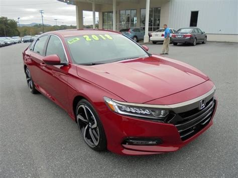 Honda Accord For Sale In Nc by Honda Accord For Sale Carsforsale