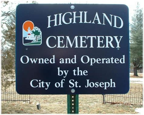 Berrien County Michigan Birth Records Berrien County Genealogy Project Presents Highland Cemetery Aka Brown School Road