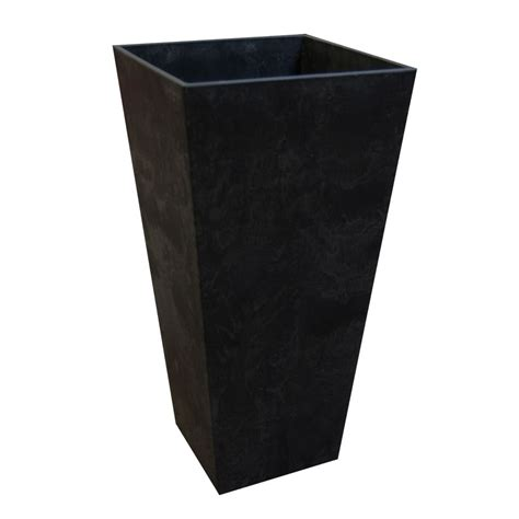 tierra verde 20 inch planter slate the home depot canada