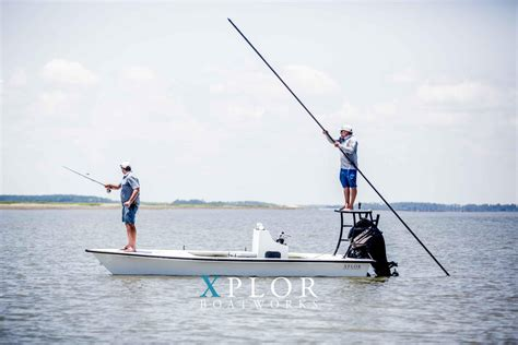 xplor skiff xplor boatworks brings innovative approach to design with