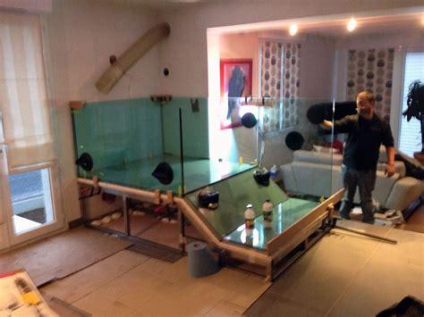 installation thermique fabriquer aquarium sur mesure restaurant