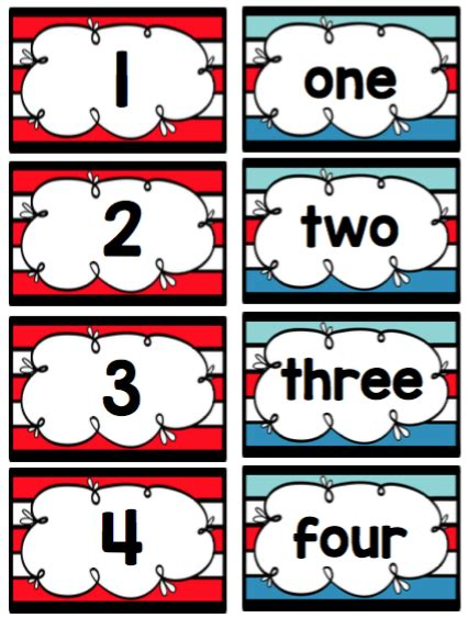 printable number flashcards 1 25 number cards 1 25 preschool printables