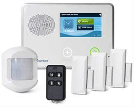 monitronics home security system installation and