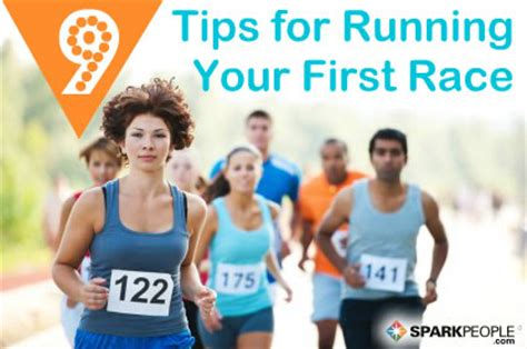 9 tips to running your 9 helpful tips for your charity race sparkpeople
