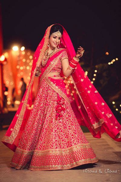 beautiful pink lehenga pictures to pin on pinterest