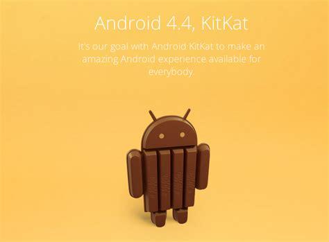 android 4 4 kitkat android 4 4 kitkat 5 last minute details leak