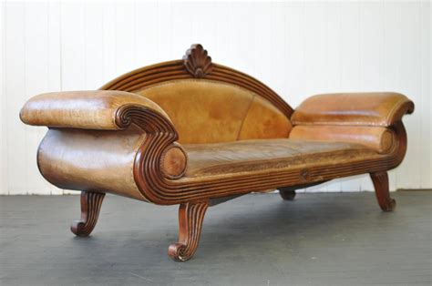early 20th century european leather sofa for sale at 1stdibs