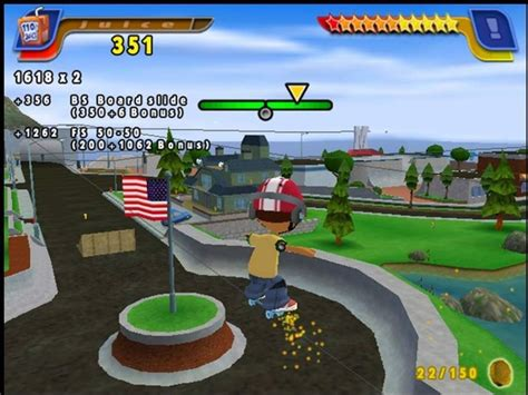 Backyard Skateboards by Backyard Skateboarding Screenshots Hooked Gamers
