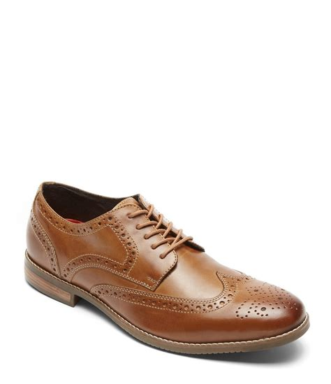 shoe and dress shoes rockport s style purpose wingtip dress oxfords dillard s