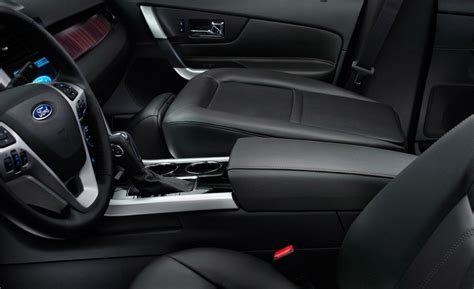 Ford Edge Limited Interior by Car And Driver