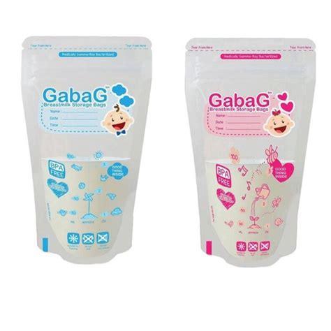 Plastik Asi Gabag gabag kantong asi 100ml plastik asi breastmilk storage