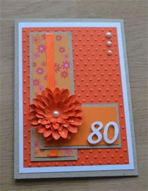 Handmade 80th Birthday Card Ideas 1000 Images About Bday 50 80 On Pinterest 80th