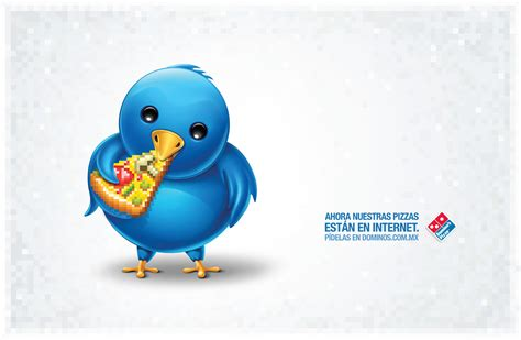 Domino Pizza Twitter | domino s pizza twitter emoticon adeevee