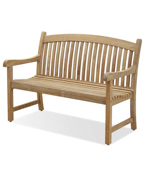 indonesian teak bench 305 design center teak indonesian patio and outdoor