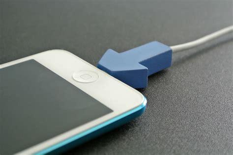 lightning cable holder  model  printable stl