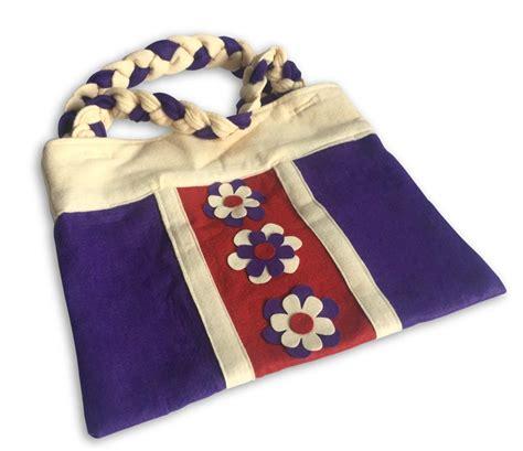 Felt Handmade Craft - handmade felt bag craft felt