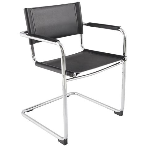 chaises bureau design chaise de bureau design tahiti noir