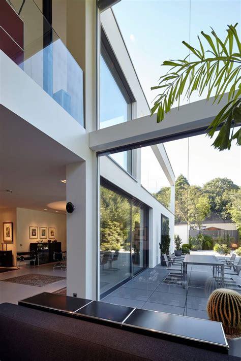 falke architekten villa in dormagen by falke architekten homeadore