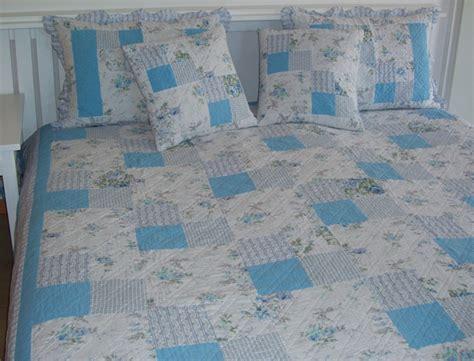 Patchwork Shops - quilt blaue mit bettw 228 sche tollezeit